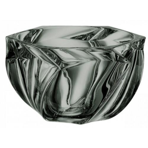 Κρυστάλλινο Κουπ 25,5εκ. 0042575, Macao Grey Smoke, BOHEMIA