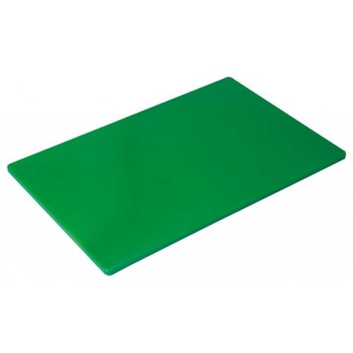 Πλάκα Κοπής Πράσινη Πολυαιθυλενίου (ΡΕ) 50Χ30Χ1,3εκ., 77-53132, GTSA