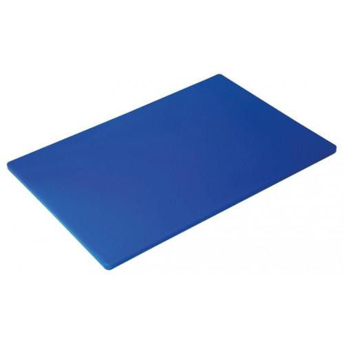 Πλάκα Κοπής Μπλε Πολυαιθυλενίου (ΡΕ) 50Χ30Χ1,3εκ., 77-53134, GTSA