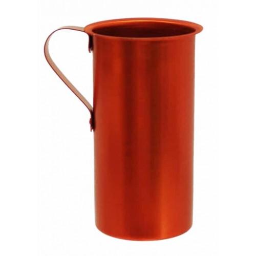 Οινόμετρο Αλουμινίου 500ml Κόκκινο, Συσκ. 6 Τεμ., CHEF BASICS